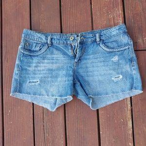 Velvet Heart jean shorts